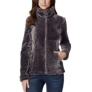 32 Degrees Women Plush Velour Full Zip jacket
